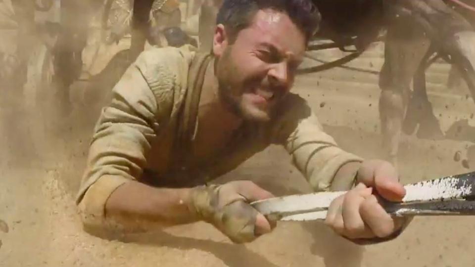 Ben-Hur - bande annonce 3 - VOST - (2016)