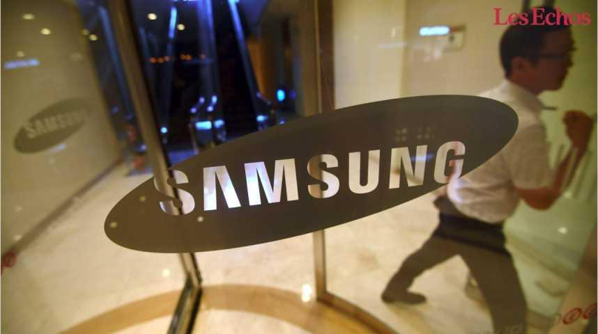 Illustration pour la vidéo Comment Samsung va empocher près de 15% des ventes de l'iPhone X