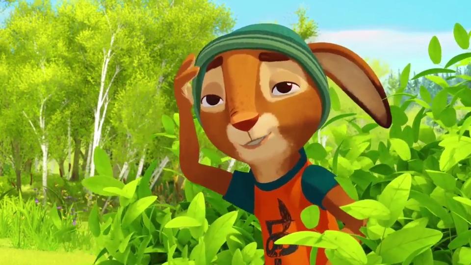 L'Ecole des lapins - bande annonce - VF - (2017)