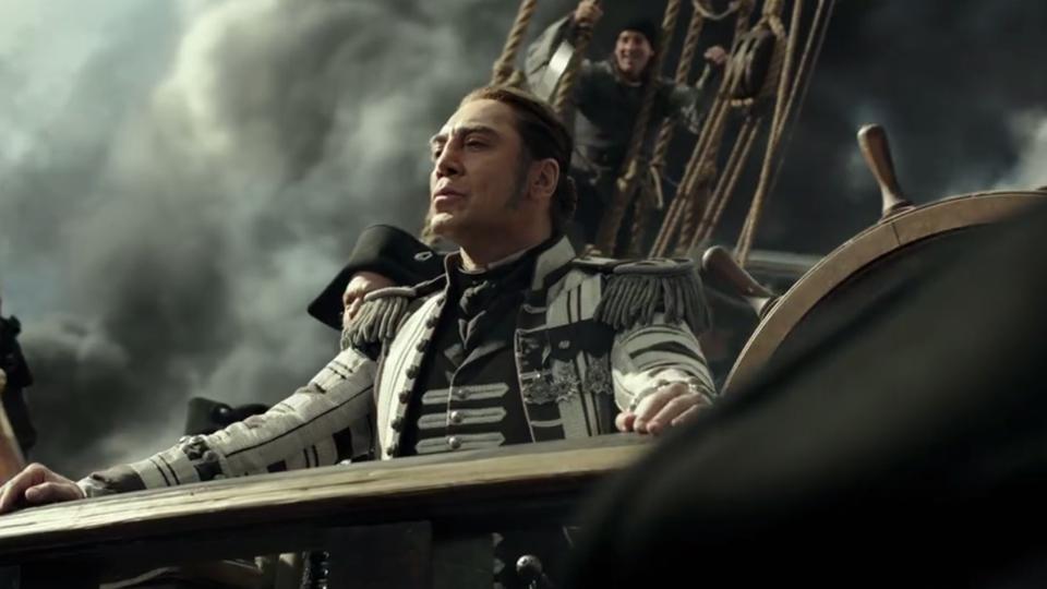 Pirates des Caraïbes : la Vengeance de Salazar - teaser 2 - VO - (2017)