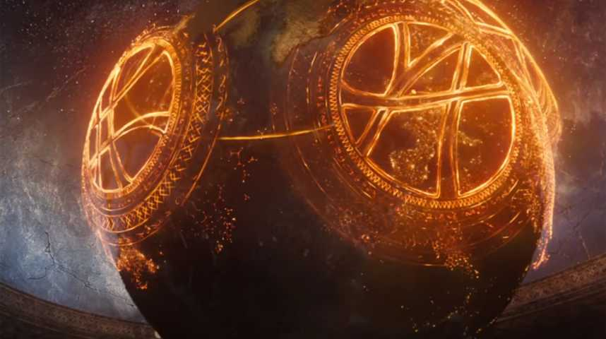 Doctor Strange - Teaser 30 - VO - (2016)