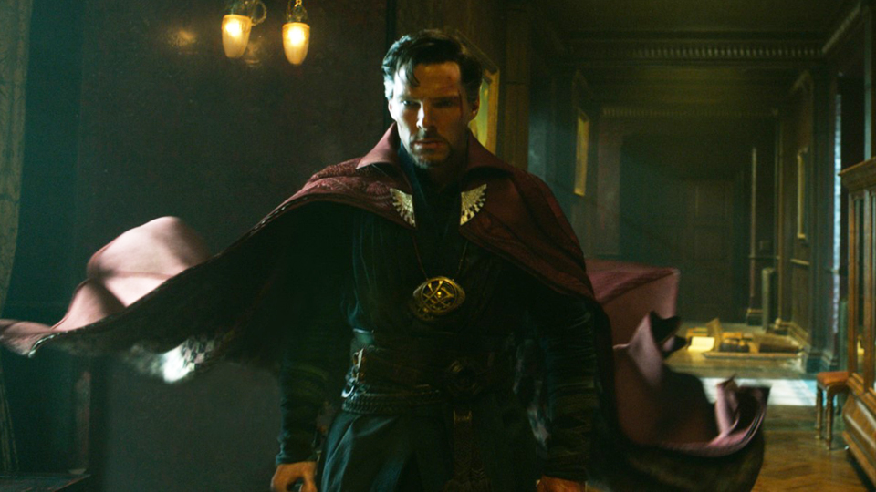 Doctor Strange - teaser 4 - VO - (2016)