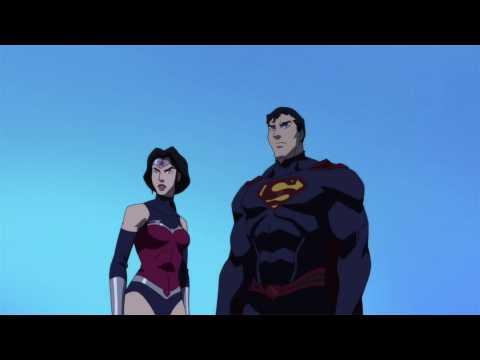 Justice League Dark - bande annonce 3 - VO - (2017)