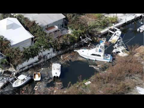 More Florida Keys Residents Return Home