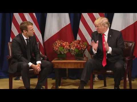 Trump veut son propre défilé après avoir vu celui du 14 juillet en France