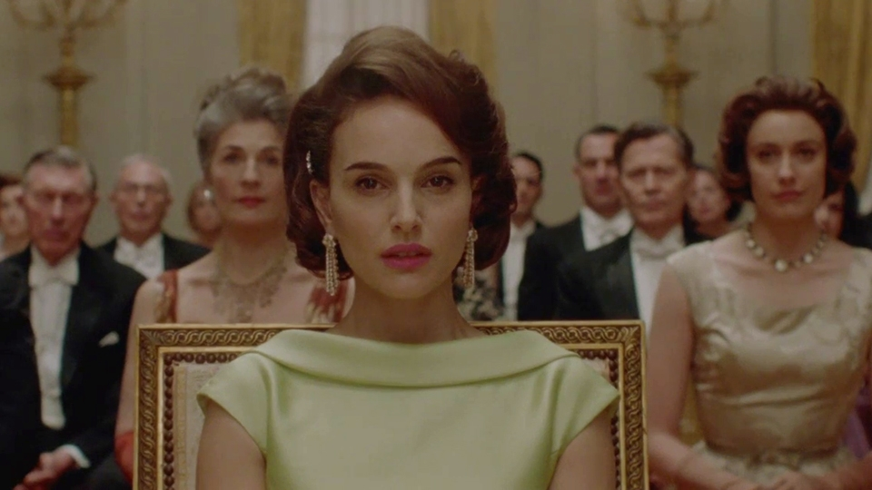 Jackie - bande annonce - VOST - (2017)