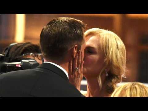 'Big Little Lies' Kiss! Nicole Kidman Congratulates Alexander Skarsgård at the Emmys