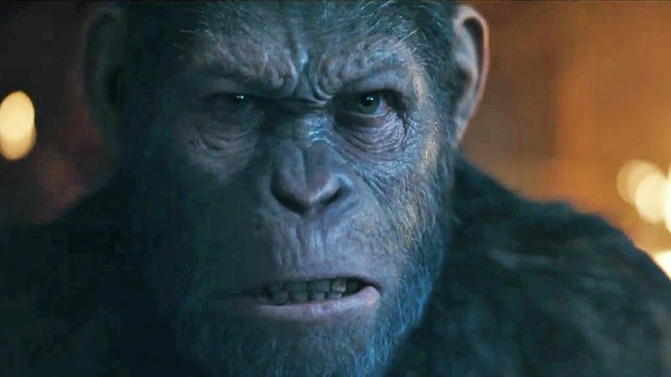 La Planète des Singes - Suprématie - bande annonce 3 - VF - (2017)