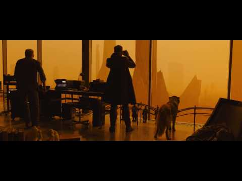 "Extrait ""They know you're here"" de Blade Runner 2049"