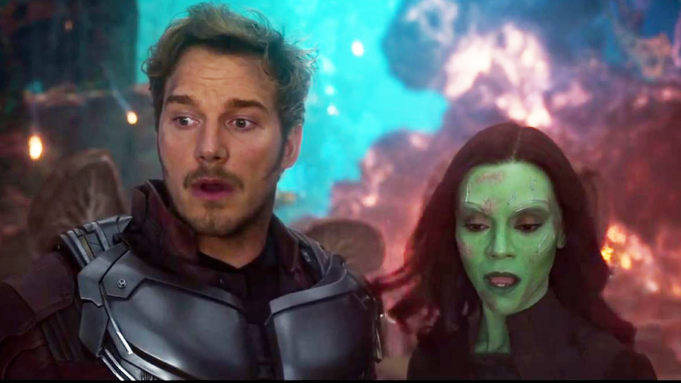 Les Gardiens de la Galaxie 2 - teaser 6 - VO - (2017)