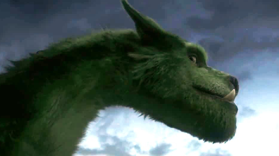 Peter et Elliott le dragon - bande annonce 4 - VOST - (2016)