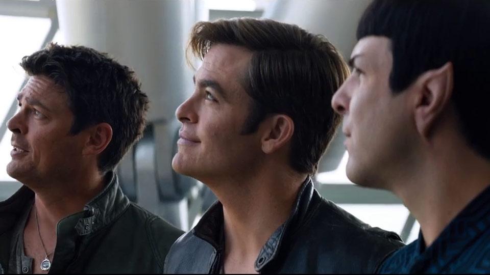 Star Trek Sans limites - teaser 5 - VO - (2016)