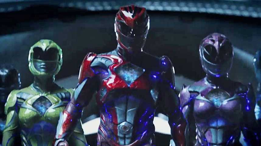 Power Rangers - Bande annonce 15 - VF - (2017)