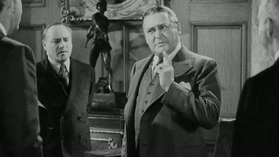 Vous ne l'emporterez pas avec vous - bande annonce - VF - (1938)