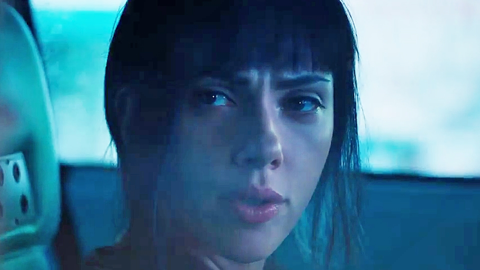 Ghost In The Shell - bande annonce 3 - VF - (2017)