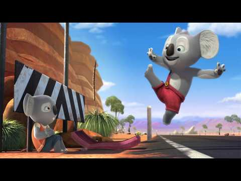 Blinky Bill le film - Bande annonce 1 - VO - (2015)