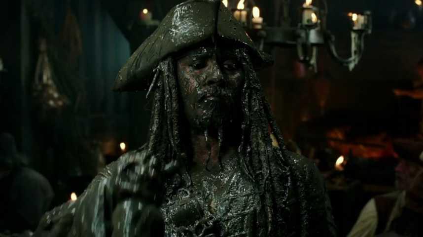 Pirates des Caraïbes : la Vengeance de Salazar - Teaser 10 - VO - (2017)