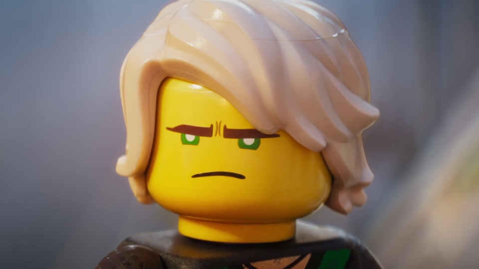 LEGO Ninjago : Le Film - bande annonce - VF - (2017)