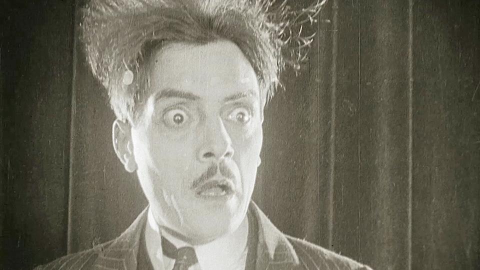 Soyez ma femme - bande annonce - (1921)