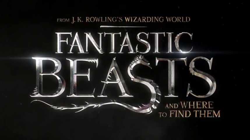 Les Animaux fantastiques - Teaser 20 - VO - (2016)