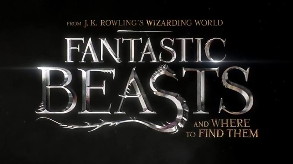 Les Animaux fantastiques - teaser - VO - (2016)