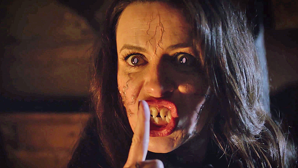 Le Dîner des vampires - bande annonce 2 - VF - (2017)