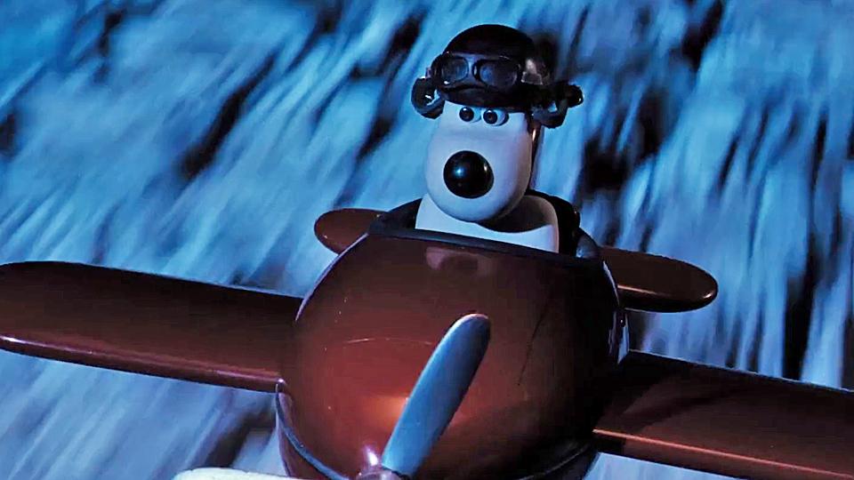 Wallace & Gromit : Cœurs à modeler - bande annonce - VF - (2017)