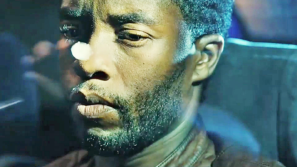Message from the King - bande annonce - VF - (2017)