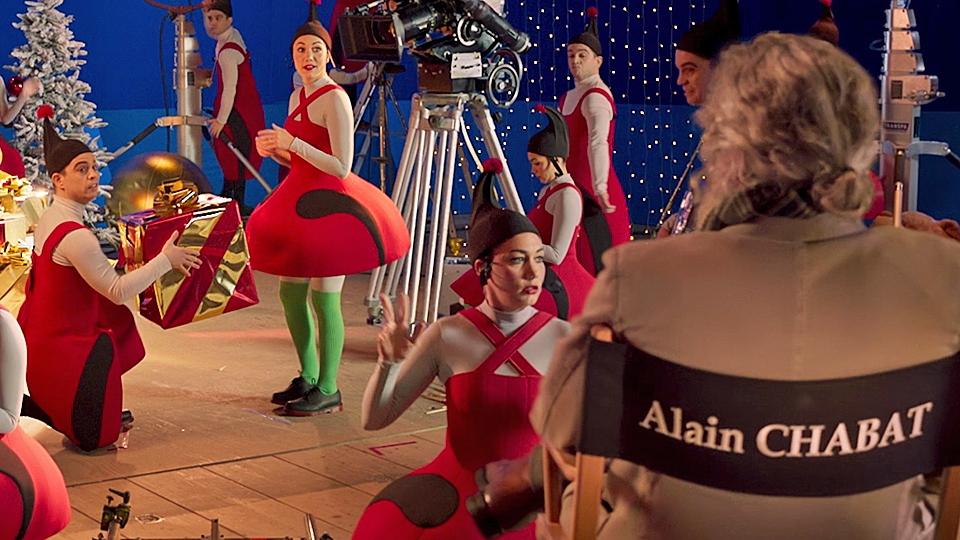 Santa & Cie - teaser - (2017)