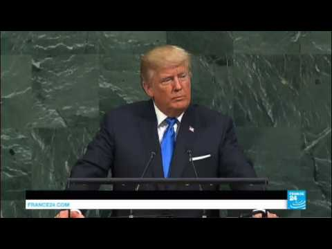 REPLAY - Watch US President Donald Trump''s First Address at the U.N. General Assembly