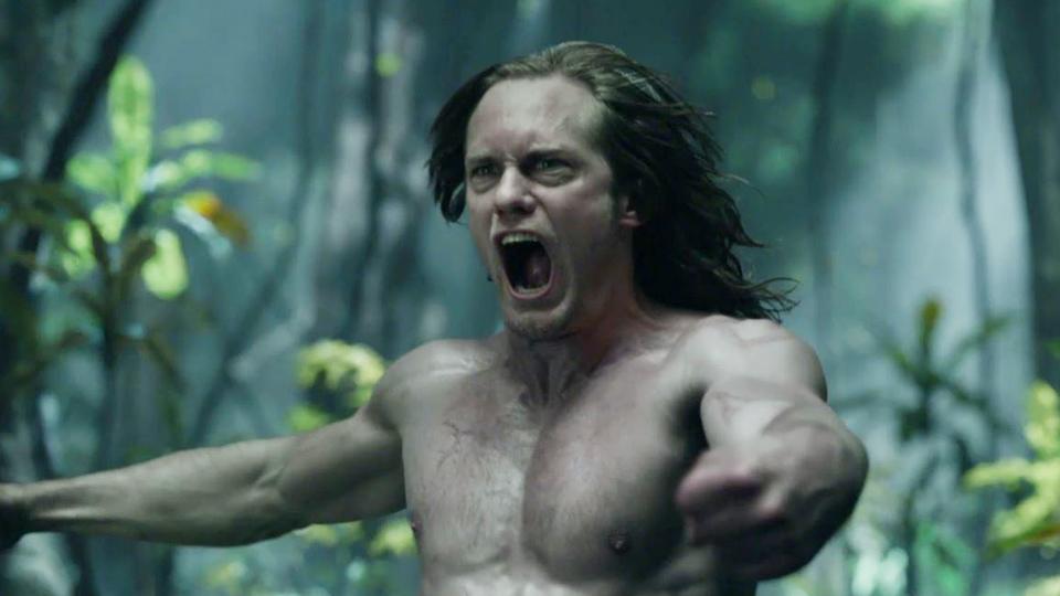 Tarzan - bande annonce 4 - VF - (2016)