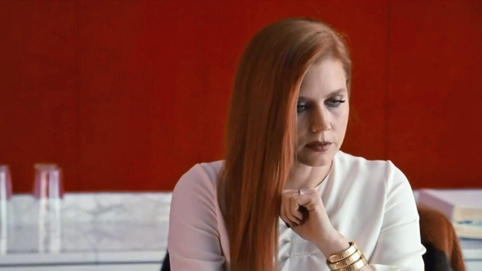 Nocturnal Animals - bande annonce 2 - VO - (2017)