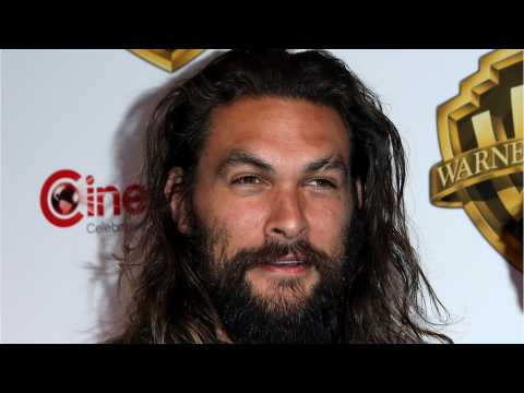 Jason Momoa's Trainer Shares BTS Photo of Actor's Aquaman Workouts