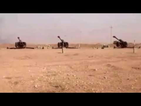 Iraqi Forces Claims Success Over ISIS At Tal Afar