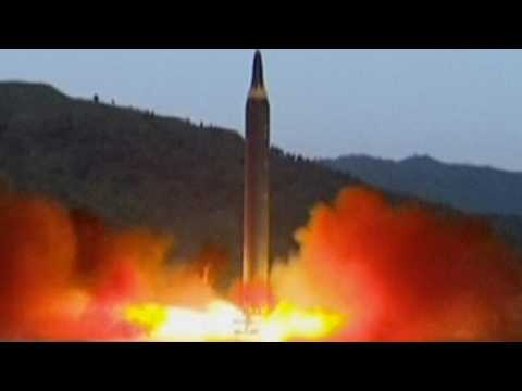 North Korea Is At It Again: Fires Projectiles Into Sea
