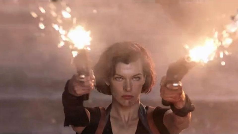 Resident Evil: Retribution - bande annonce 4 - VOST - (2012)