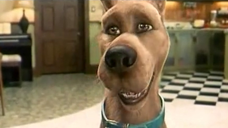 Scooby-Doo - bande annonce 2 - VOST - (2002)