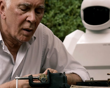 Robot and Frank - bande annonce - VOST - (2012)