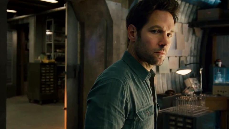 Ant-Man - teaser 5 - VO - (2015)