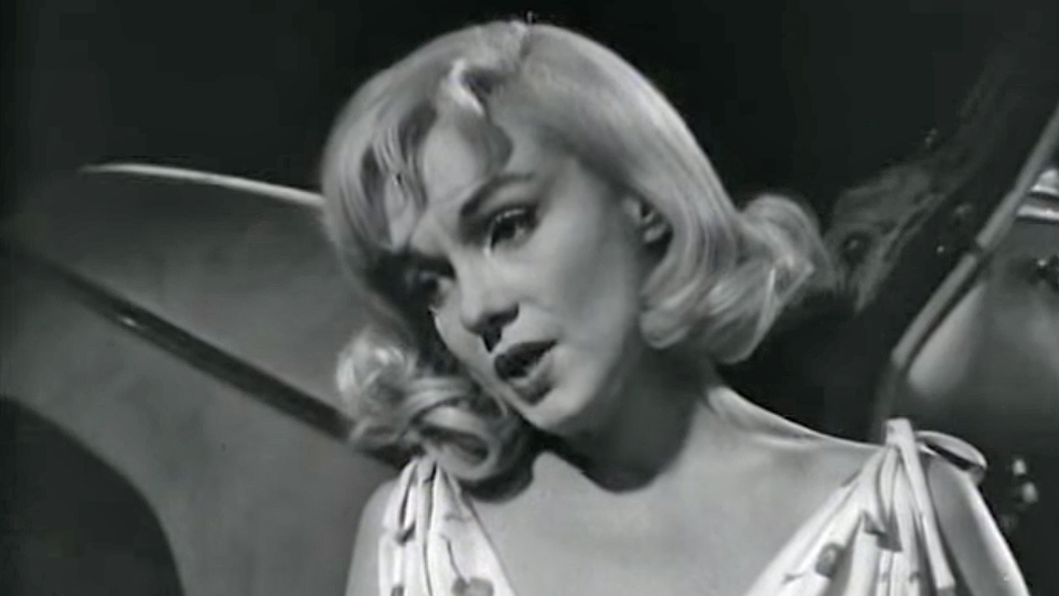 Les Désaxés - bande annonce - VO - (1961)