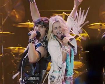 Rock Forever - bande annonce 5 - VOST - (2012)