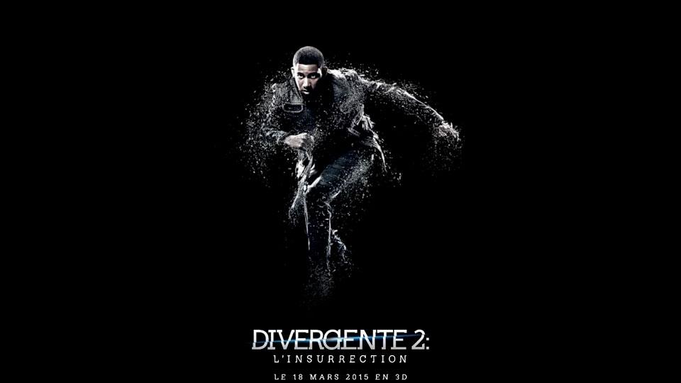 Divergente 2 : l'insurrection - teaser 9 - VF - (2015)