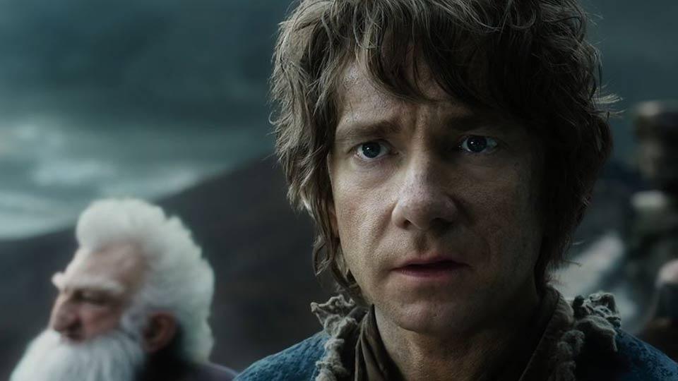 Le Hobbit : la Bataille des Cinq Armées - bande annonce 2 - VF - (2014)