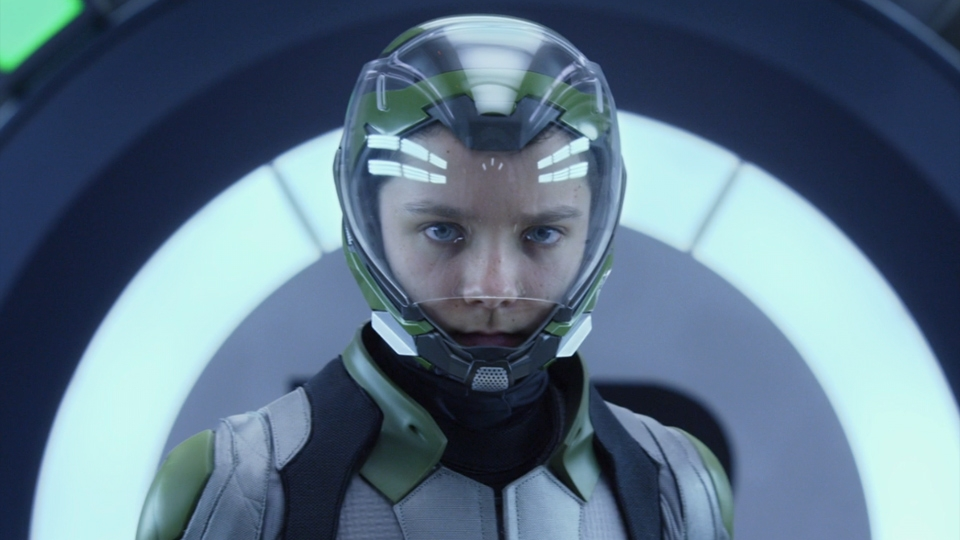 La Stratégie Ender - bande annonce 3 - VOST - (2013)