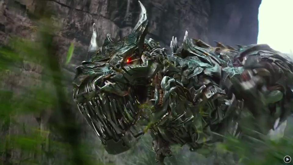 Transformers : l'âge de l'extinction - bande annonce 4 - VF - (2014)