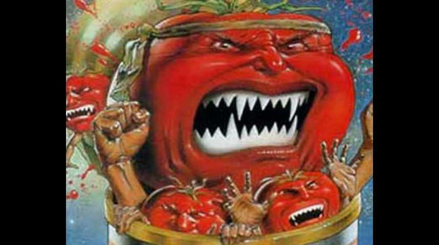 Le Retour des tomates tueuses - bande annonce - VO - (1988)