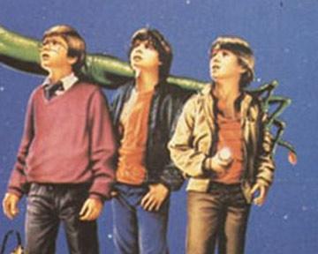 Explorers - bande annonce - VO - (1985)