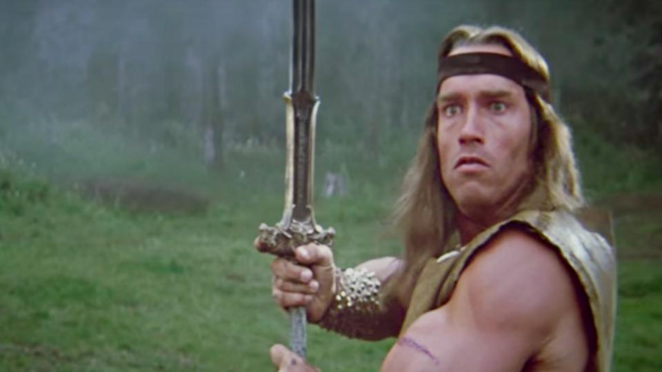Conan le destructeur - bande annonce - VO - (1984)