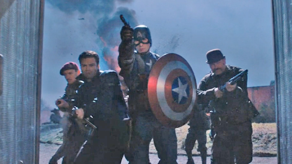 Captain America : First Avenger - bande annonce 3 - (2011)
