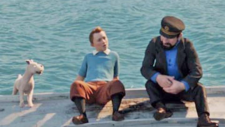 Les Aventures de Tintin : Le Secret de la Licorne - bande annonce 3 - VOST - (2011)